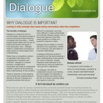 Learn how to create dialogue