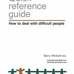 Responding to difficult behaviour, guide