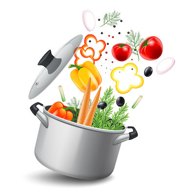 Use Your Cooking Skills a Recipe for Life