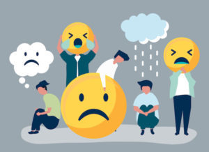 life struggles, negativity at work threatens resilience